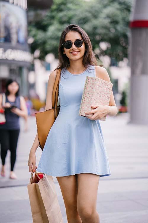Shopper bag nie tylko na co dzień. Poznaj ciekawe pomysły na stylizację