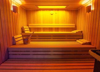 Sauna - domowy relaks