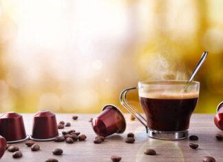 kawa w kapsułce