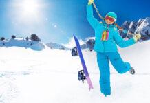 Bardzo fachowo zorganizowany obóz snowboardowy