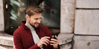 Trendowa odzież męska